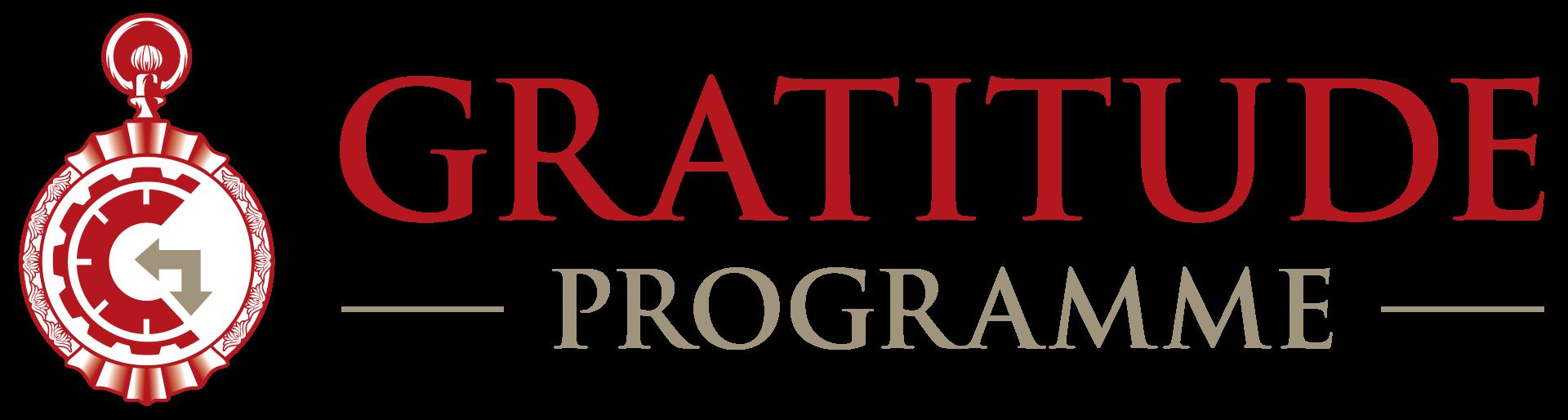 Logo Programme Gratitude
